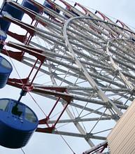 Kururin Ferris Wheel
