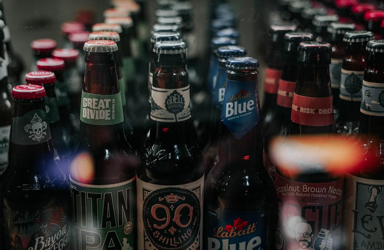 Beer bottles - Atlanta, Georgia