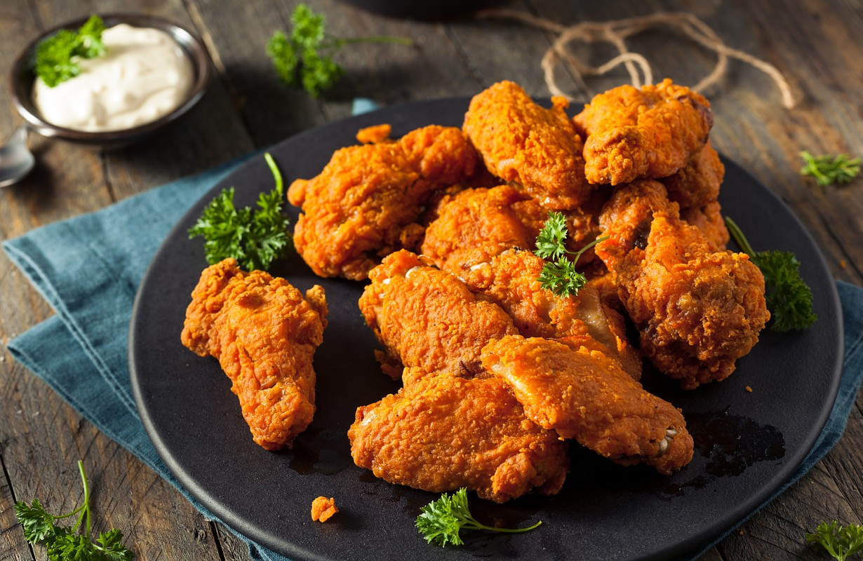 Fried chicken - Houston, Texas