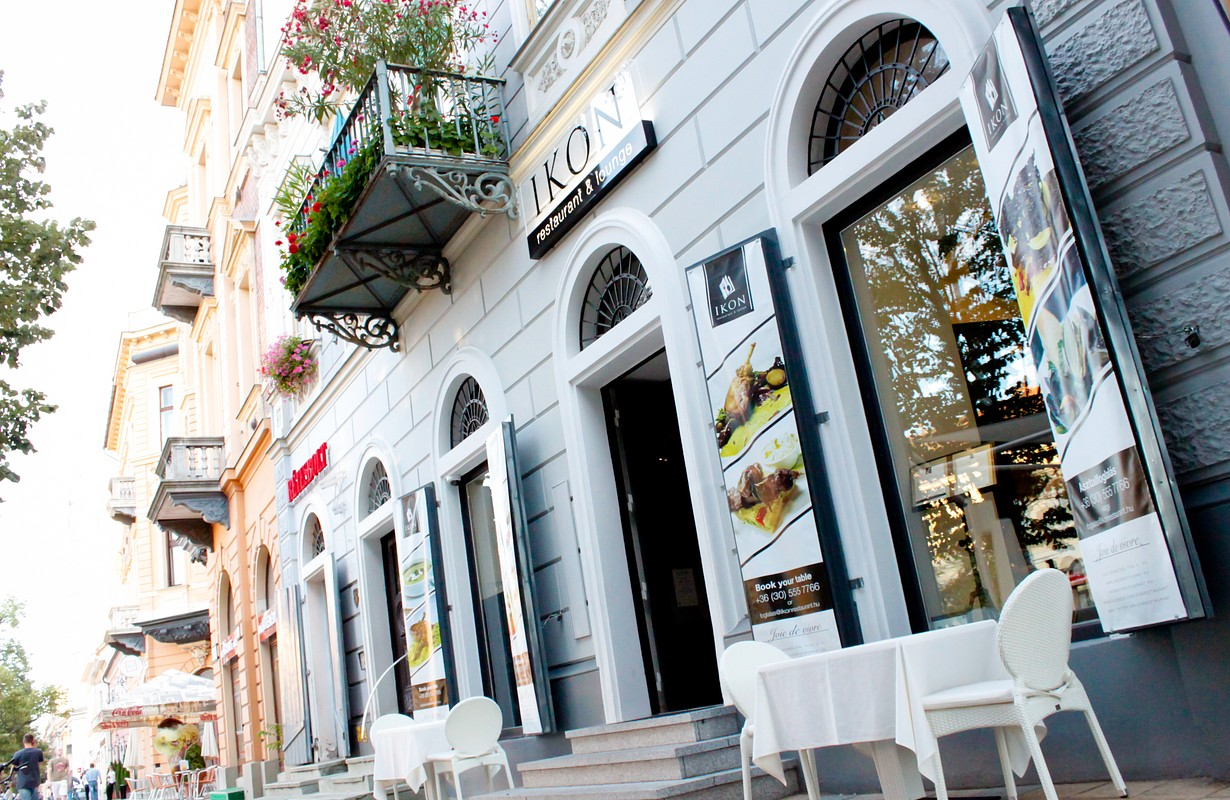 IKON Restaurant & Lounge