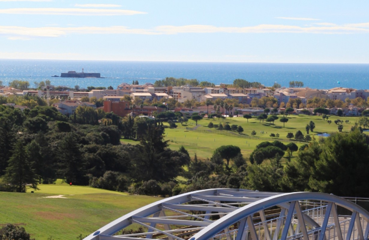 Cap d'Agde, 27-hole golf course