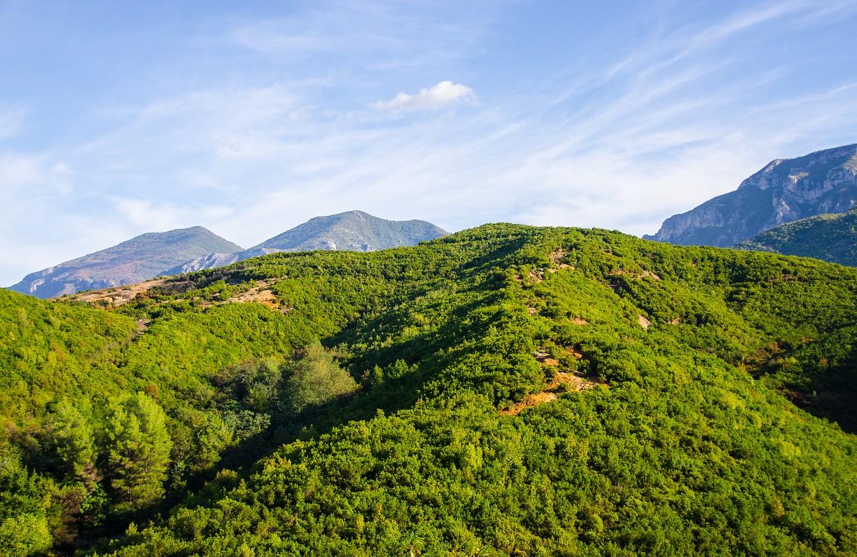 Tirana, Albania - Mount Dajti