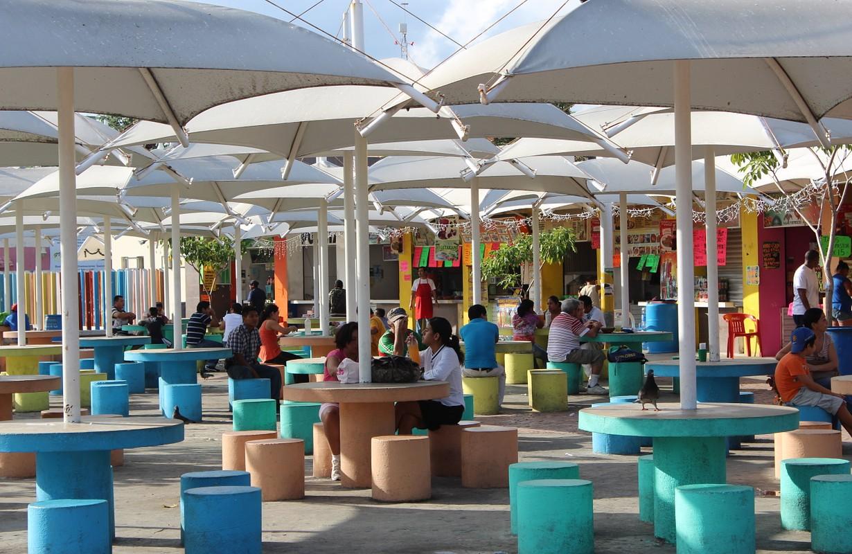Parque de Las Palapas