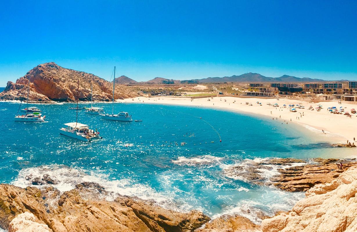 Santa Maria Beach, Los Cabos, Baja California sur, Mexico