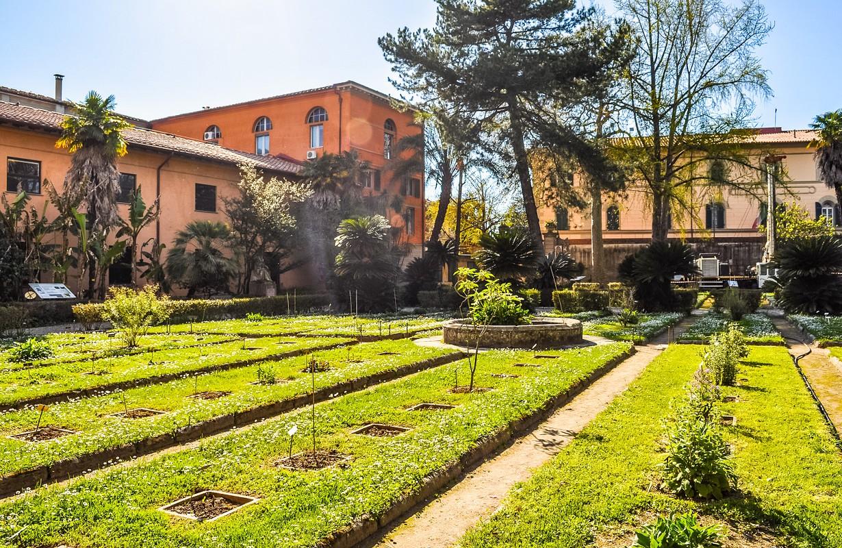 Botanical Garden of Pisa