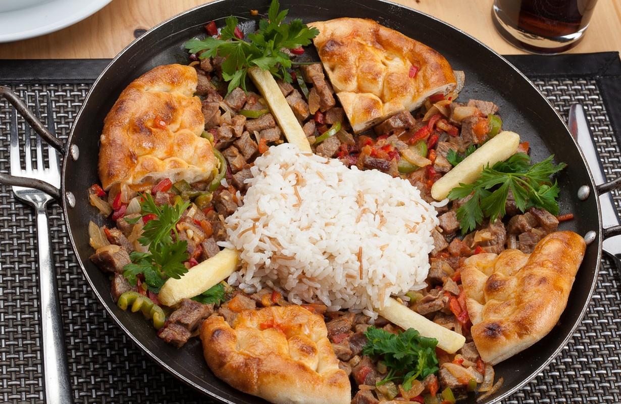 Turkish food ottoman food