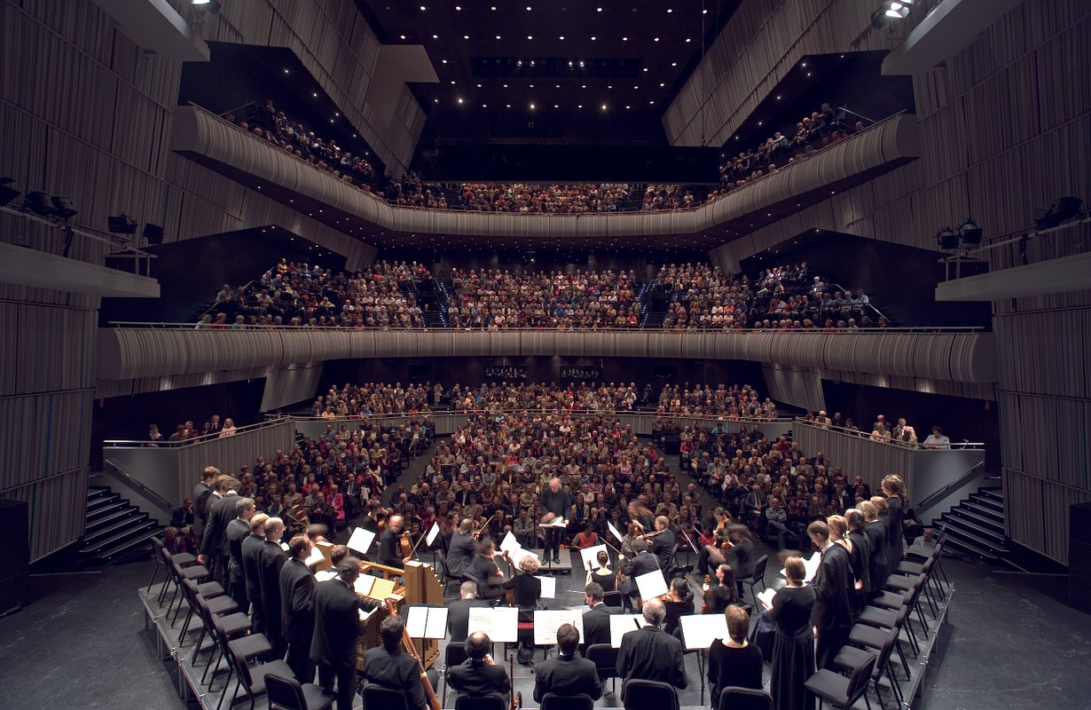 Concertgebouw / Collegium Vocale Gent
