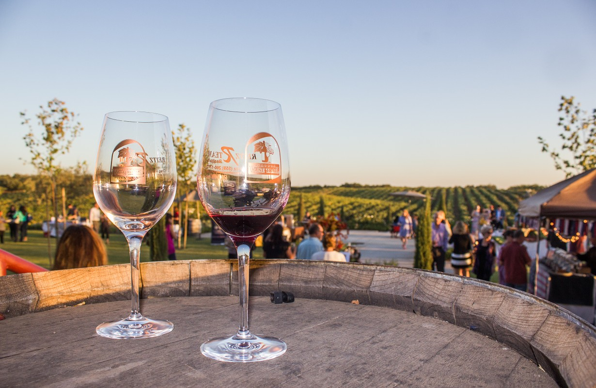 Enjoy the Madera Wine Trail weekends each February and November.
