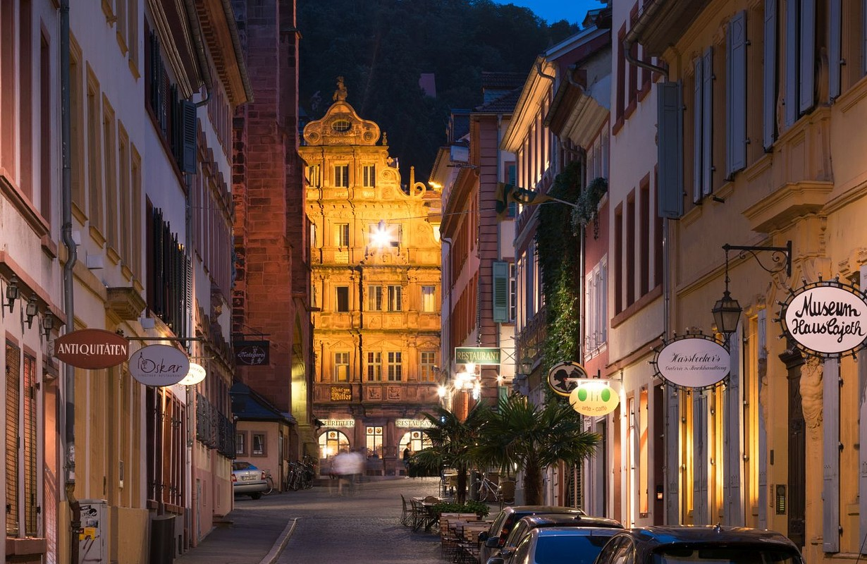 Haspelgasse, Heidelberg