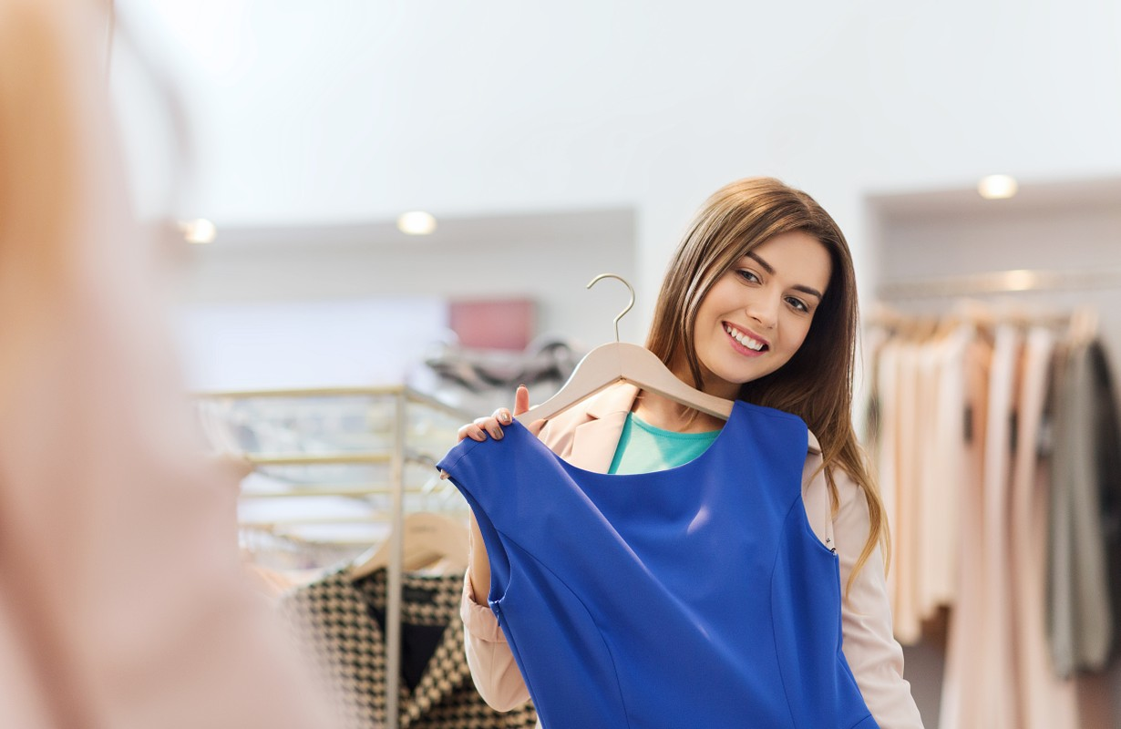 Shopping, fashion, style