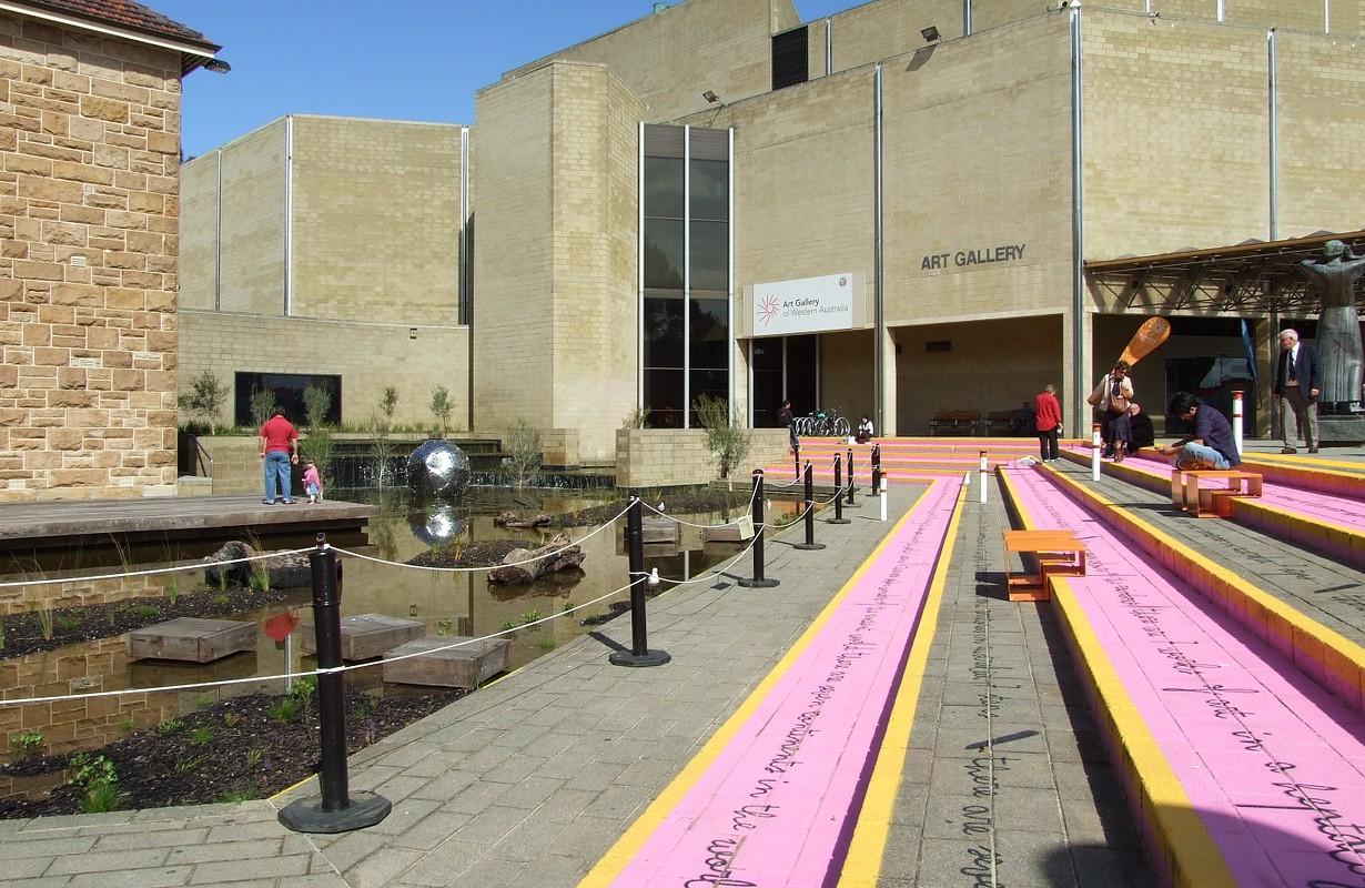 Perth art gallery