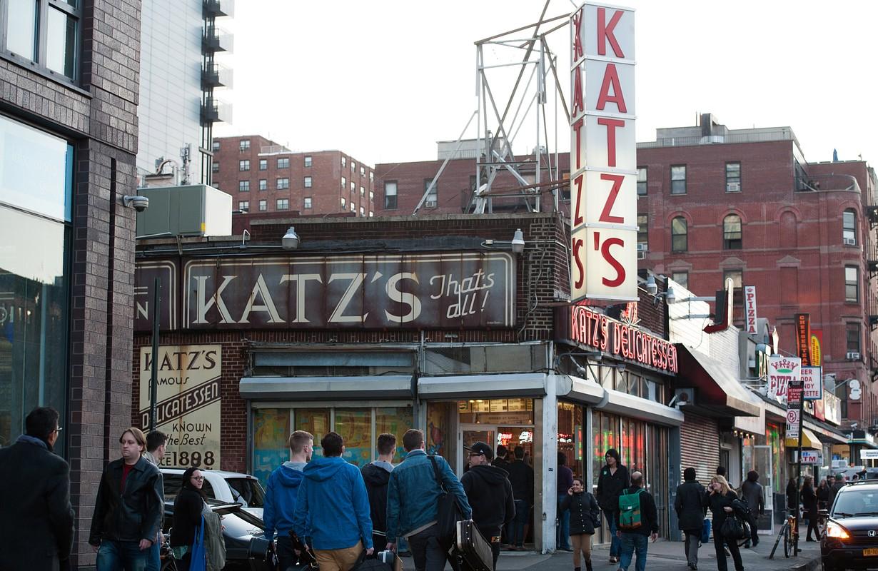 Katz Delicatessen