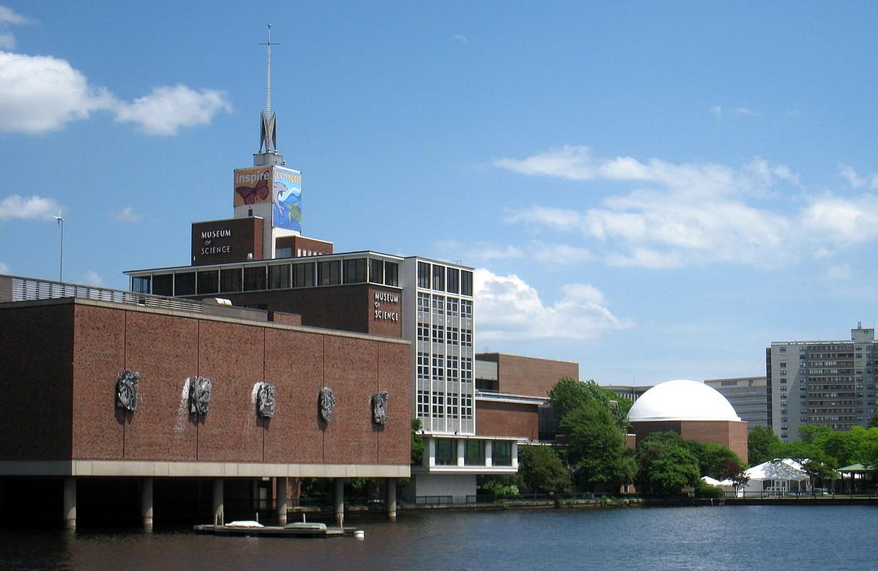 Museum of Science, Boston, Massachusetts, USA.