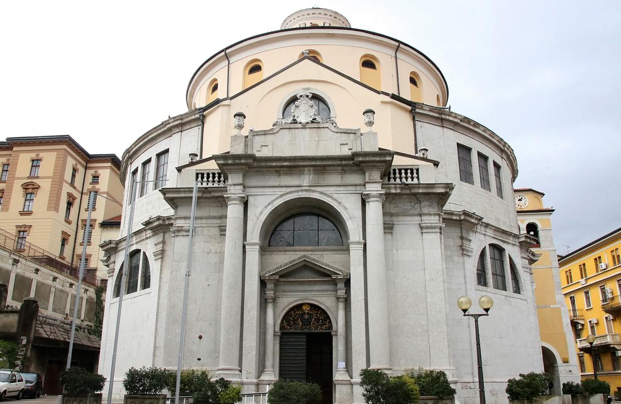 Cathedral st. Vitus in Rijeka