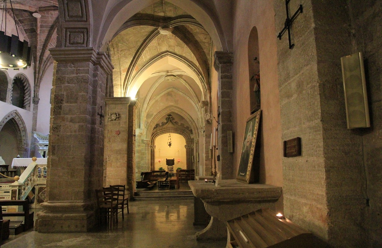 Alghero - Chiesa di San Francesco
