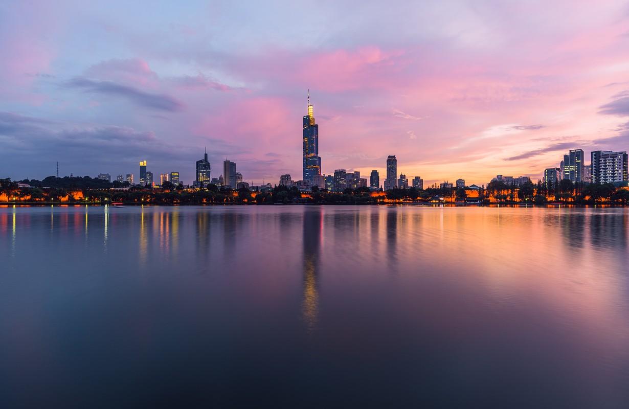 Zifeng Tower / 紫峰大厦, Nanjing