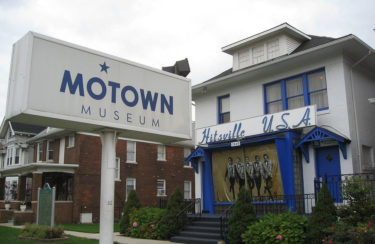 Motown Museum @ Detroit