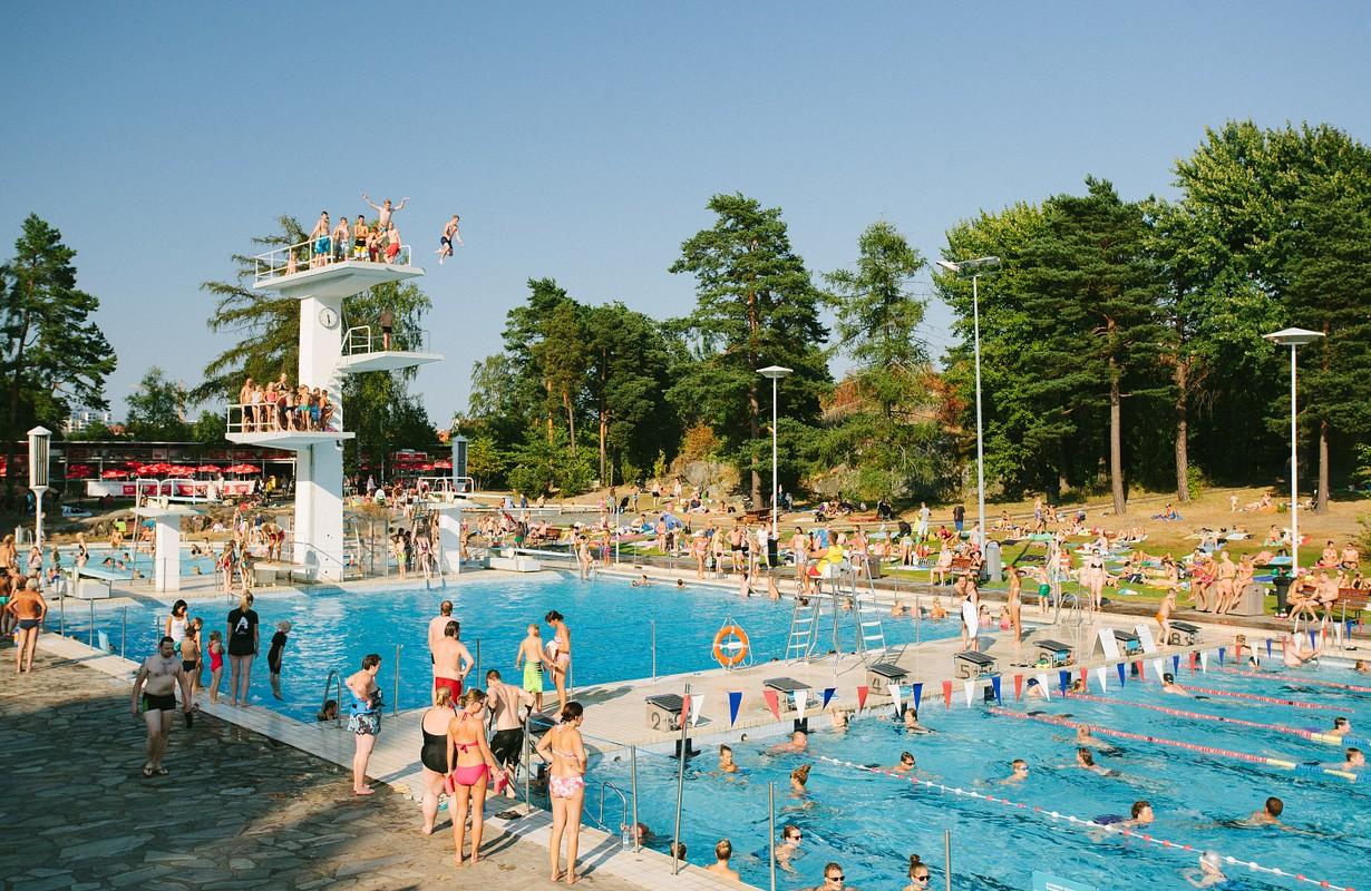 Swimming Stadium, Helsinki