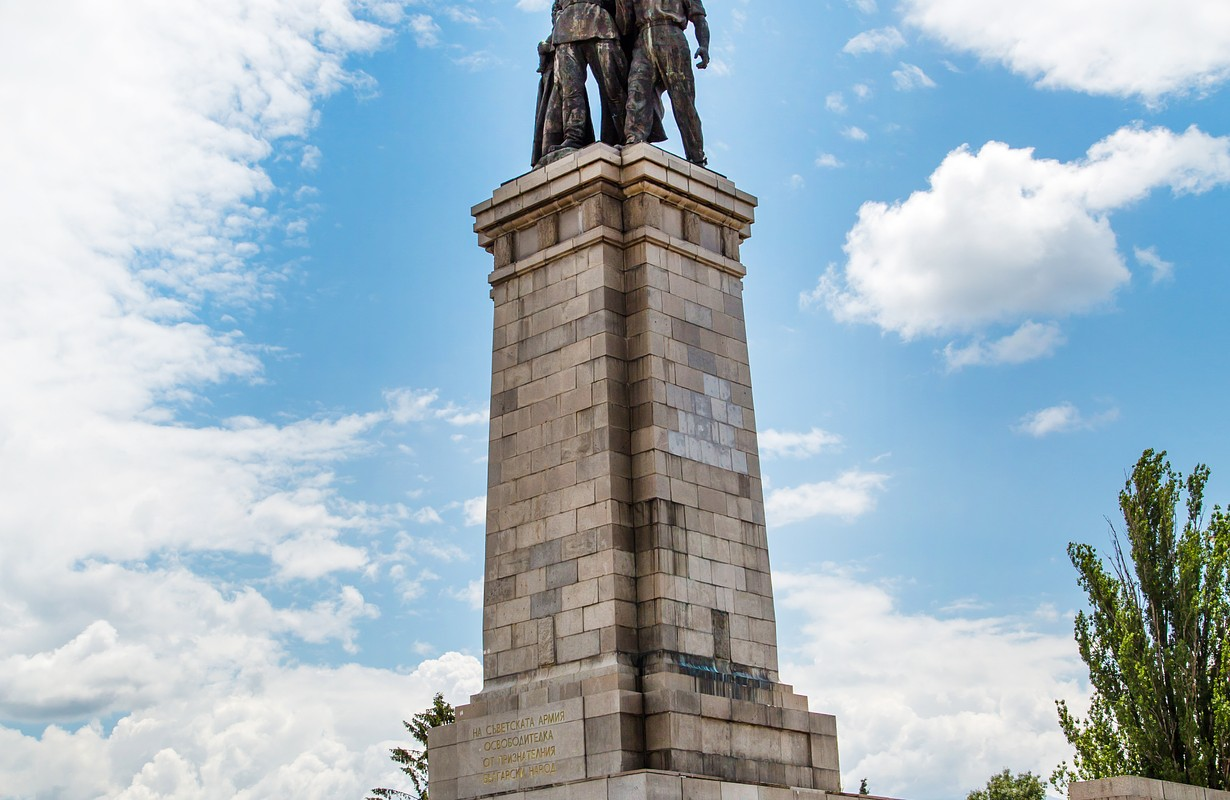 Monument to Soviet Army