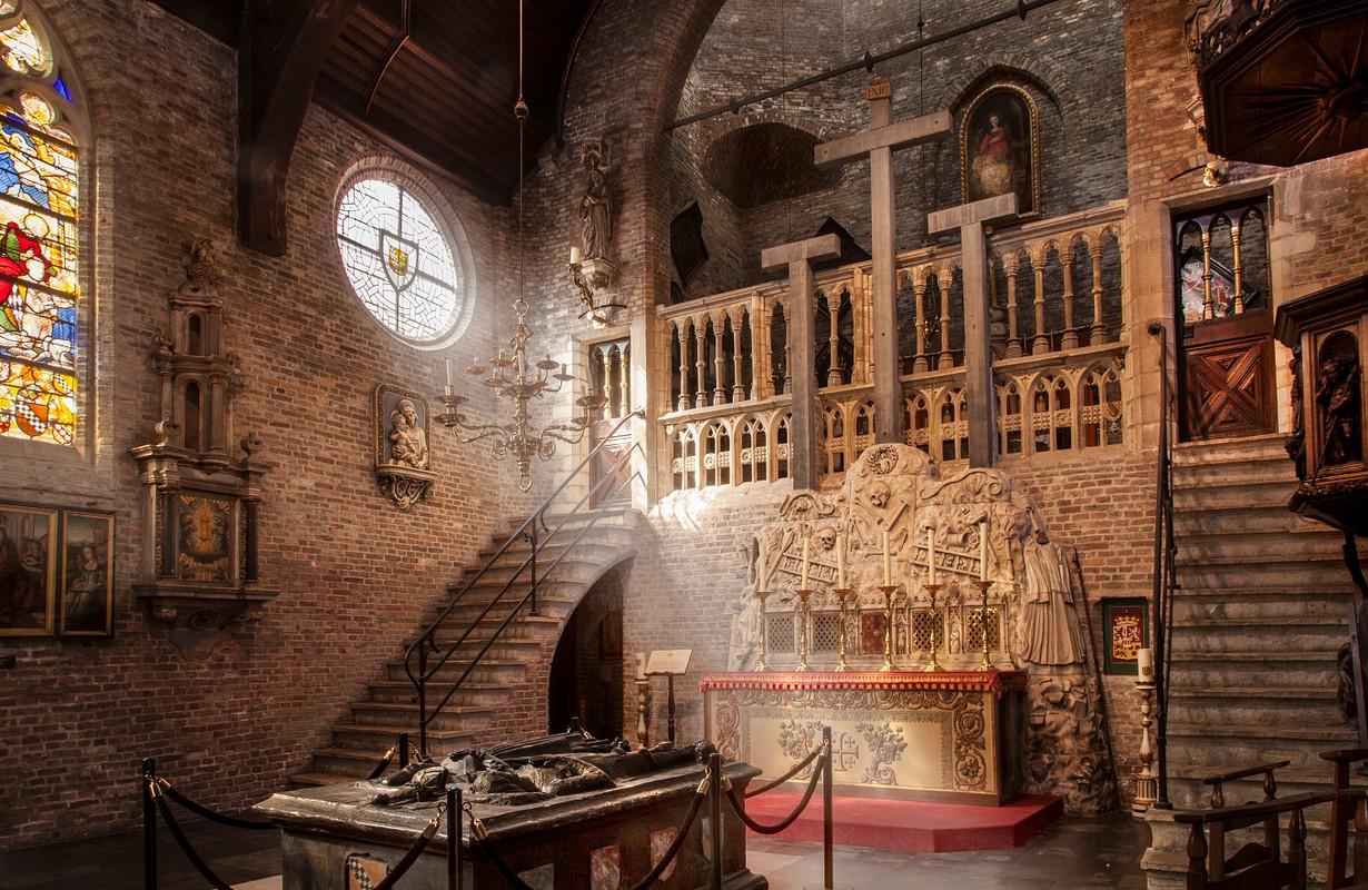 Adornes estate – Jerusalem Chapel, Bruges