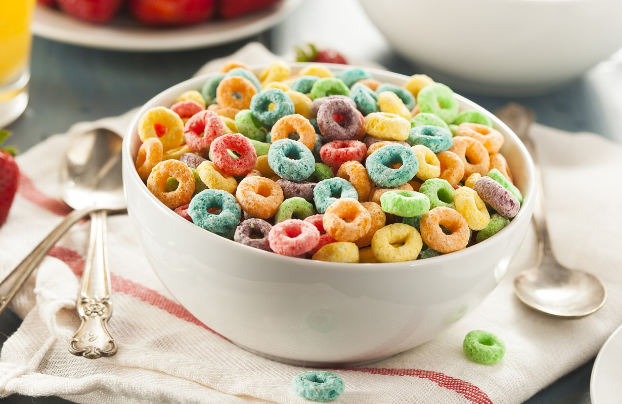 Cereal bolw