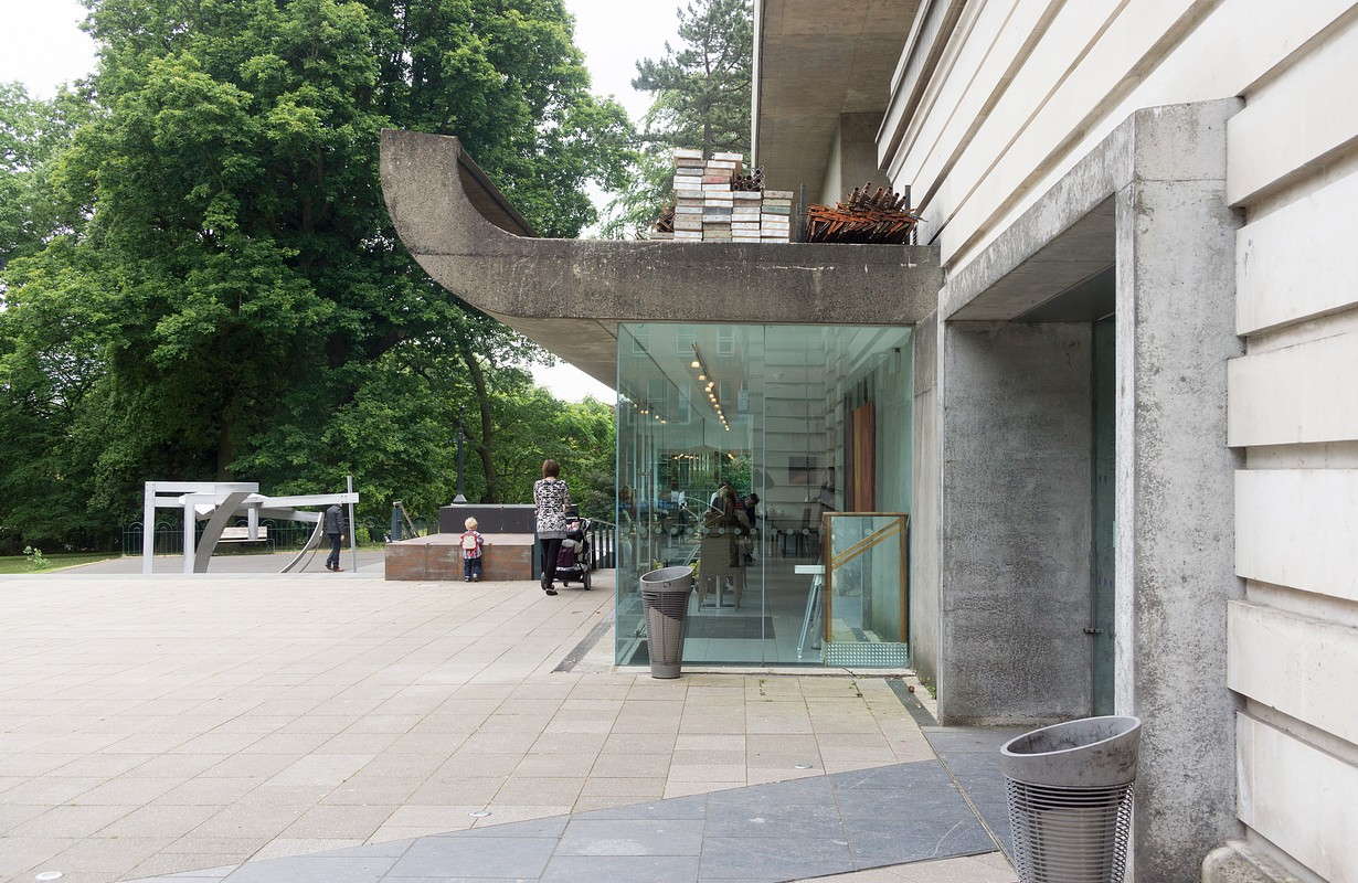 THE ULSTER MUSEUM IN BELFAST