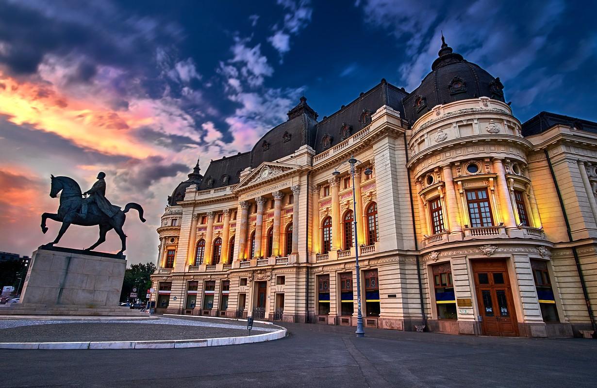 Bucharest university