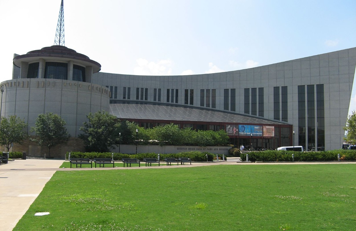 The Country Music Hall of Fame and Music - Nashville