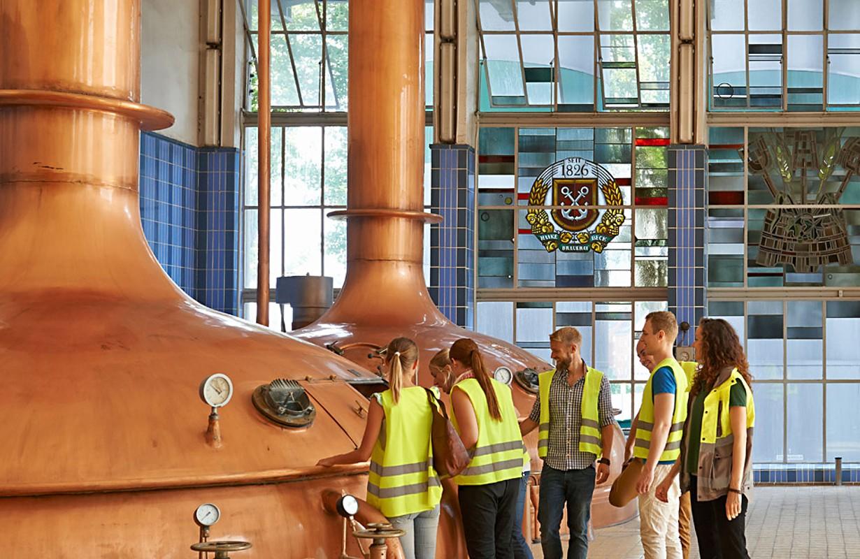 Brauereiführung Beck & Co