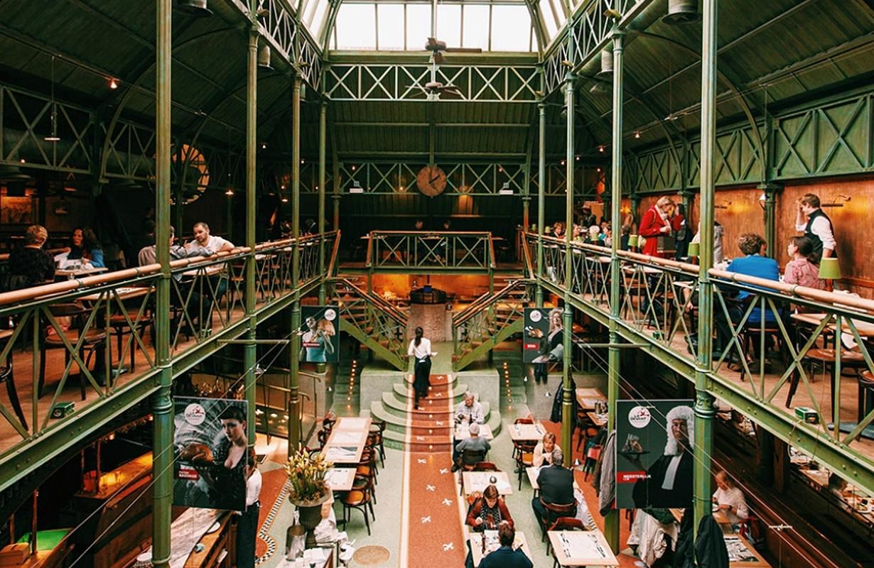 Interior Pahuis Ghent