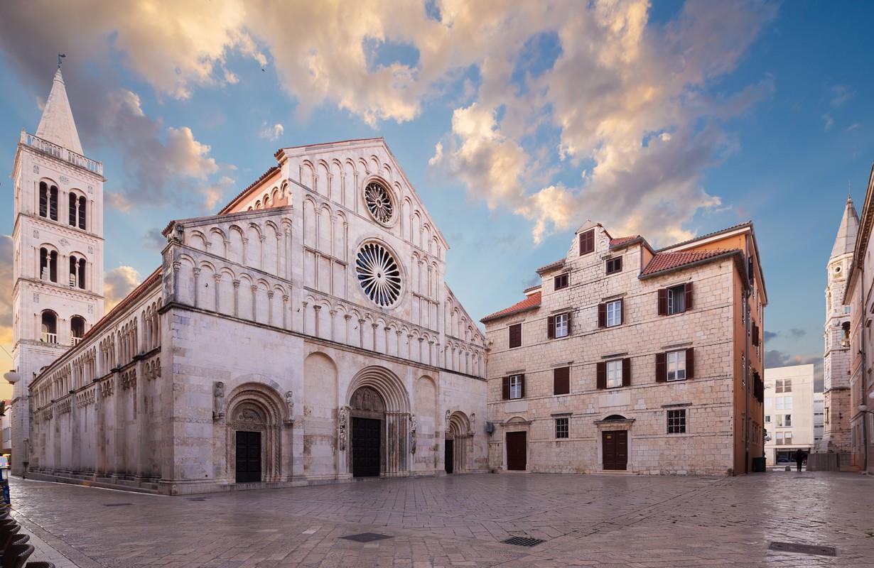 Zadar St. Anastasia Cathedral