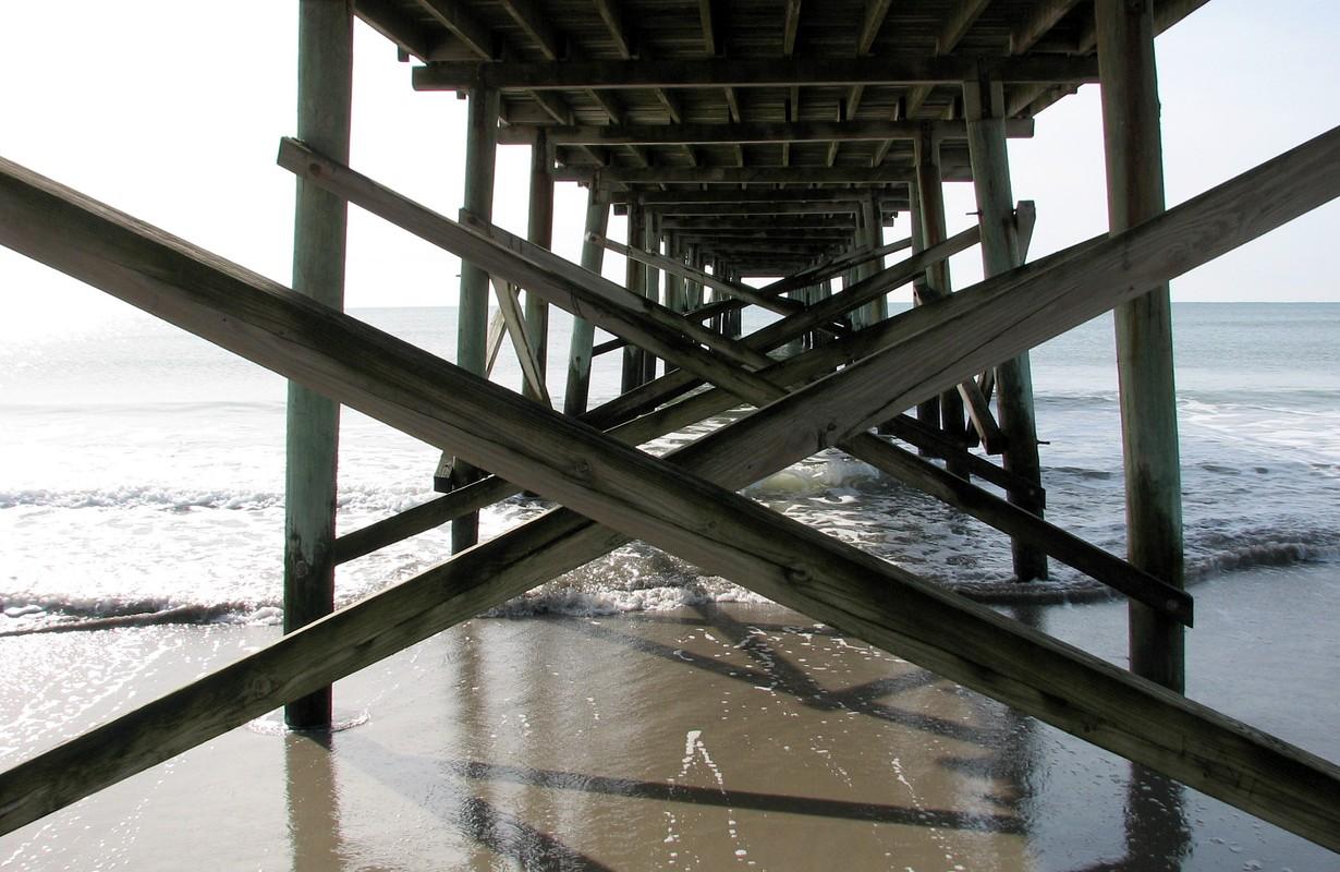 Pier Atlantic Beach