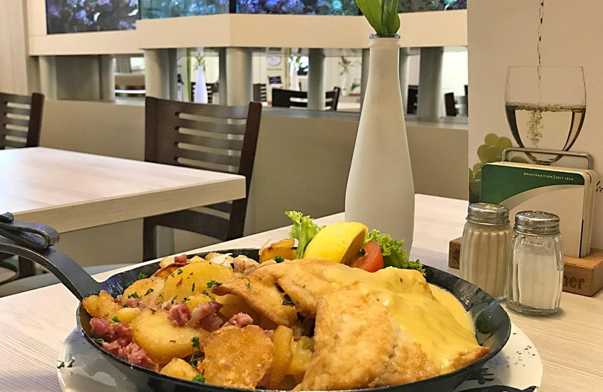 Fischrestaurant Knurrhahn