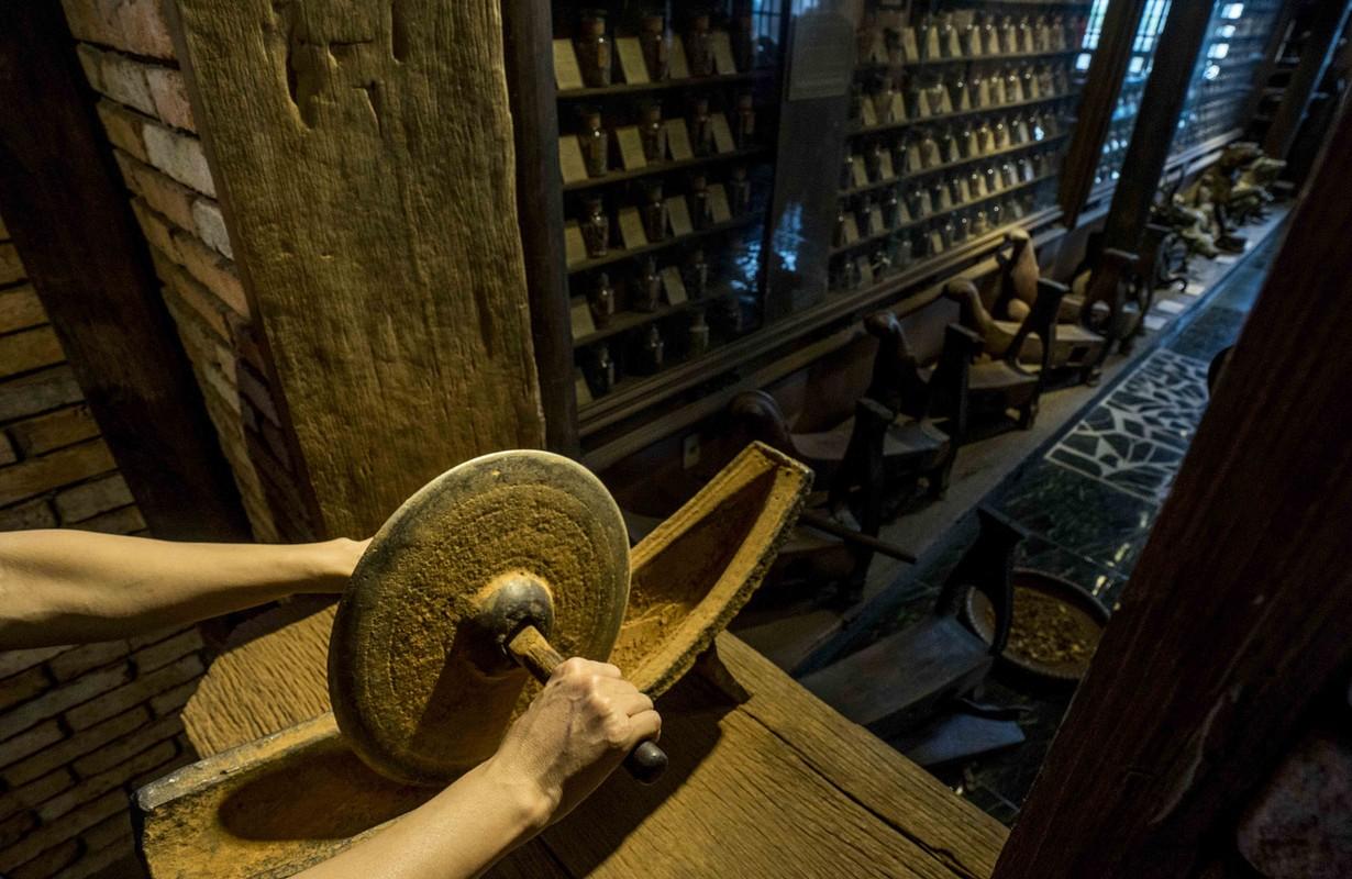 Vietnamese traditional medicine museum