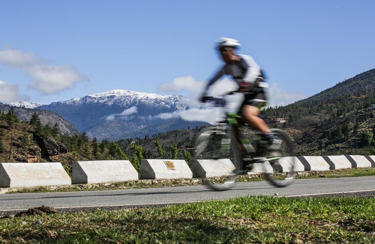 cycling bhutan