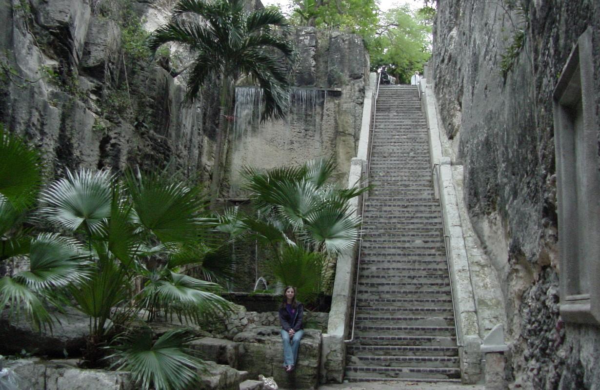 Queen's Staircase Nassau, Bahamas