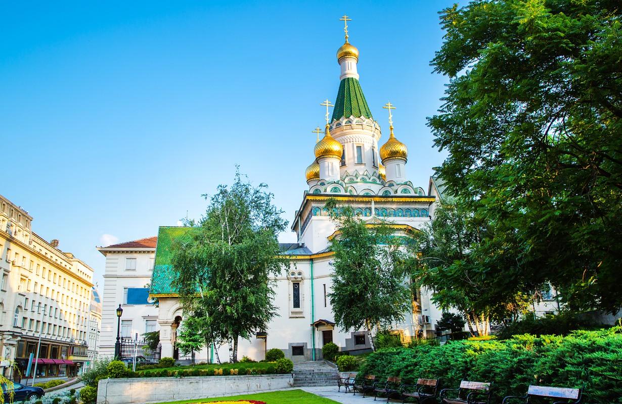 Russian Church of St Nicholas