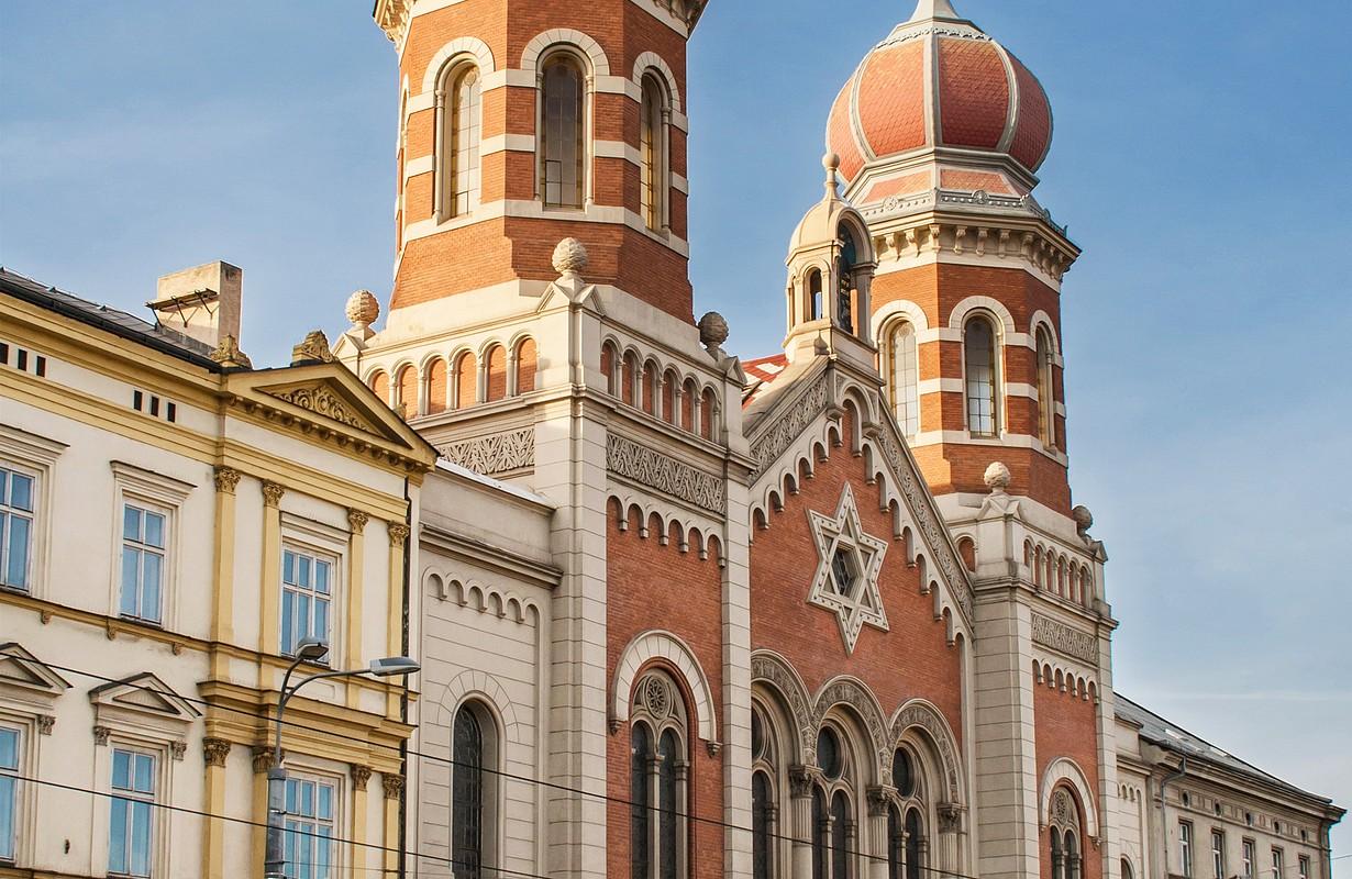 Great Synagogue in Pilsen, Czech Republic