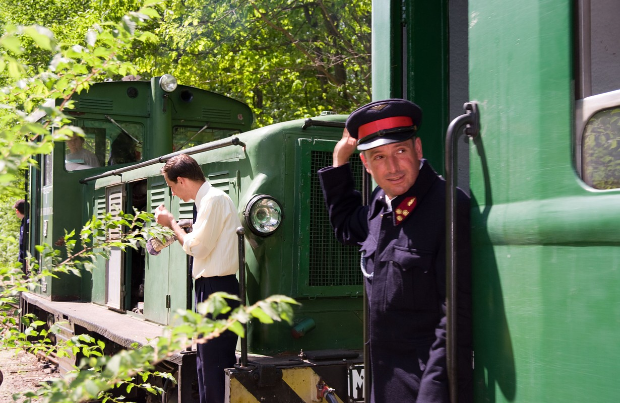Zsuzsi Narrow-Gauge Railway
