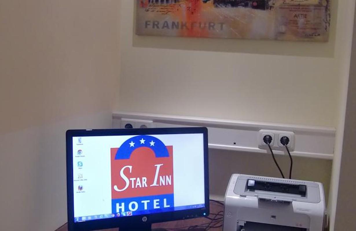 Star Inn Hotel Frankfurt Centrum, Frankfurt