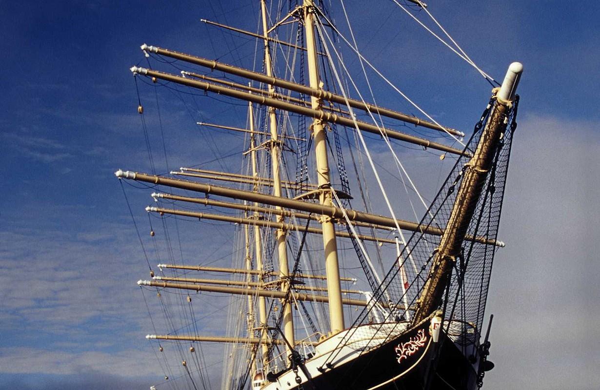 Four-mastedbarque