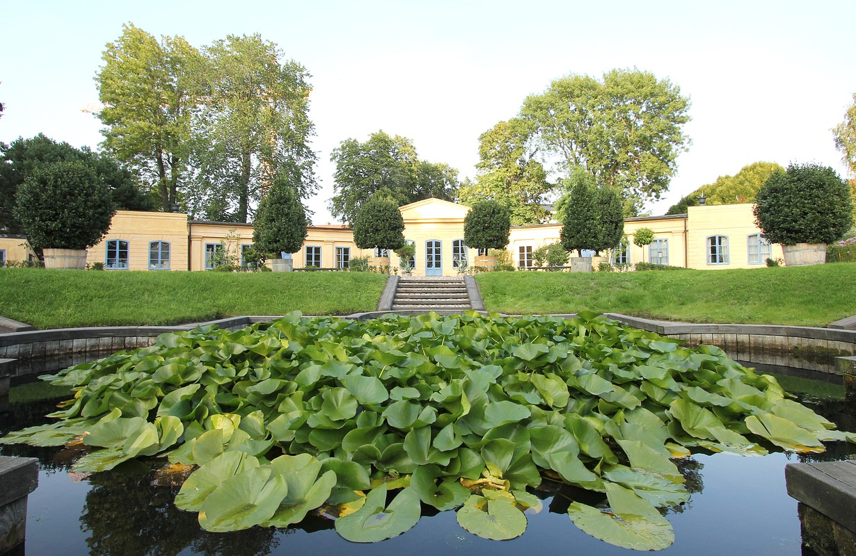 The Linnaeus Garden Uppsala