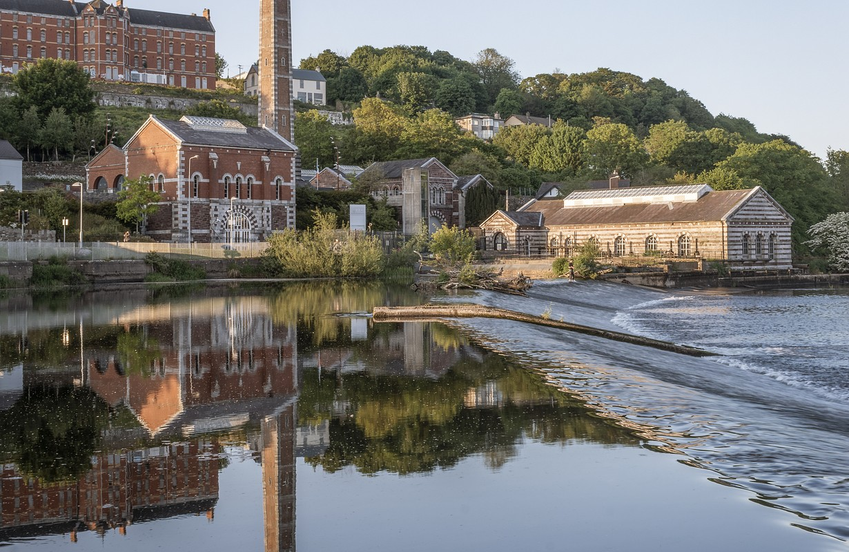 Old Cork Waterworks