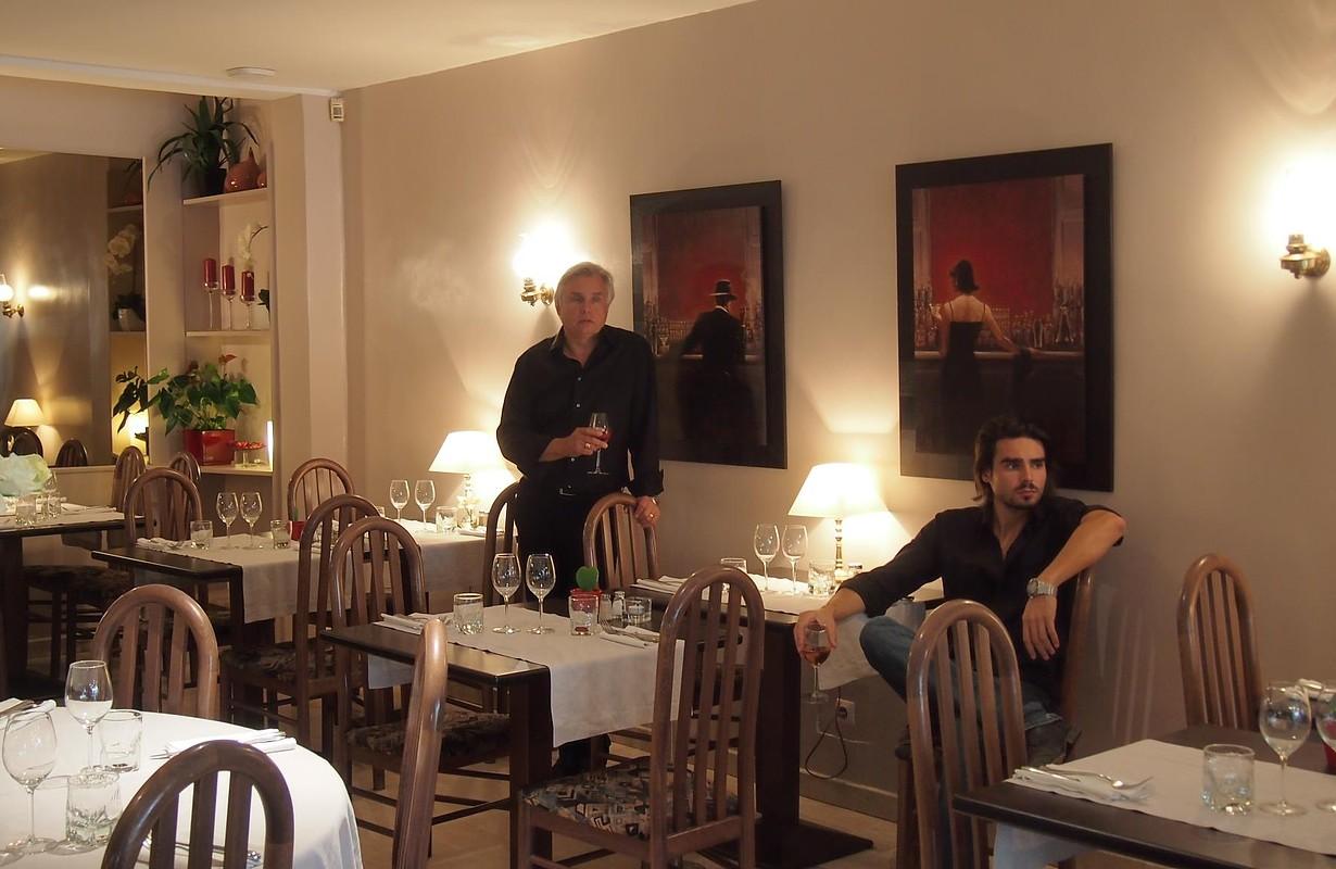 Restaurant l'Ami Louis