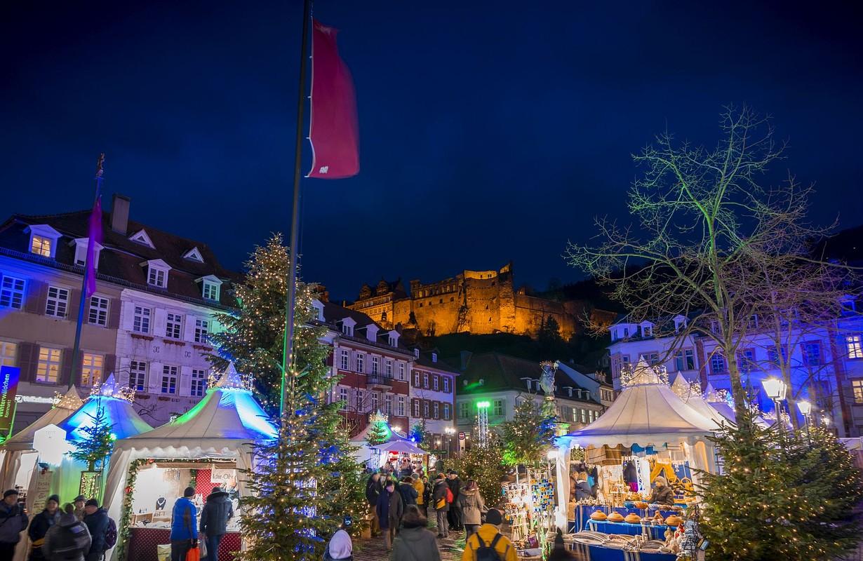 Heidelberger Weihnachtsmarkt