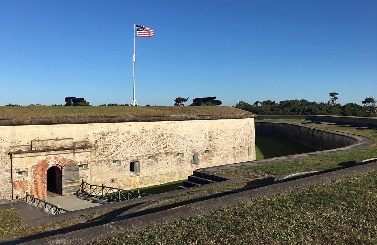 Fort Macon, Atlantic Beach, North Carolina