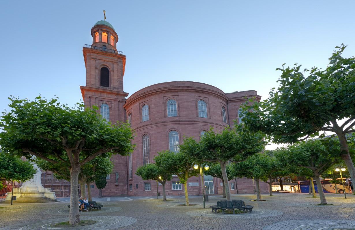 St Paul's Church (Paulskirche)