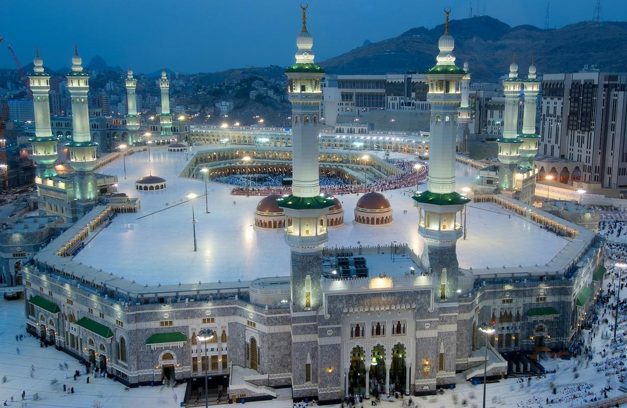 Al-Haram Mosque - Mecca - Arrivalguides.com