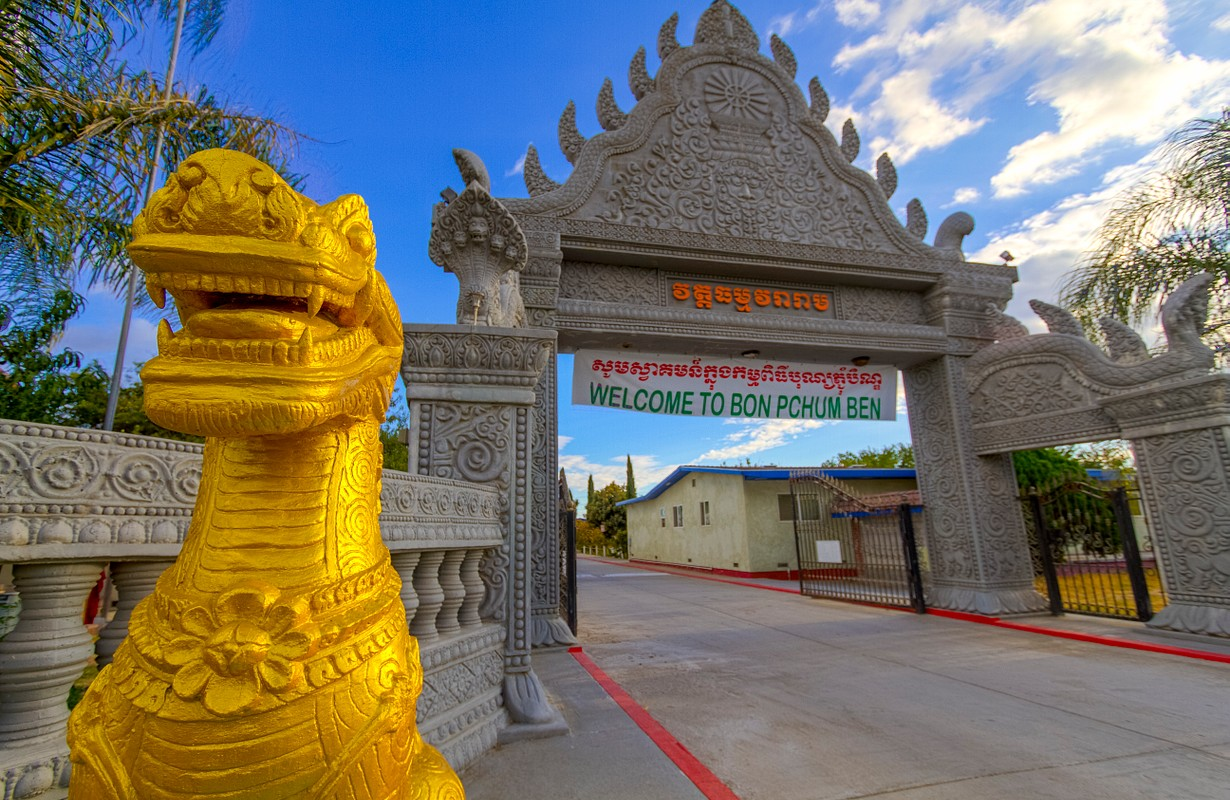 Stockton Cambodian Buddhist Temple