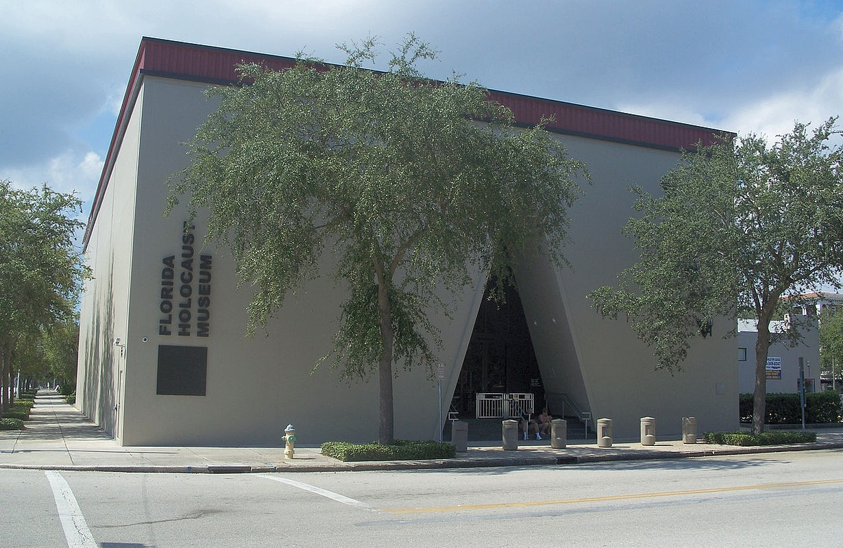Holocaust Museum - St. Petersburg, Florida